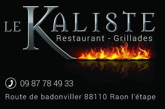 Coordonnée du restaurant Le Kaliste