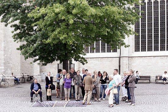 Leuven+ : onze gidsen delen graag hun enthousiasme