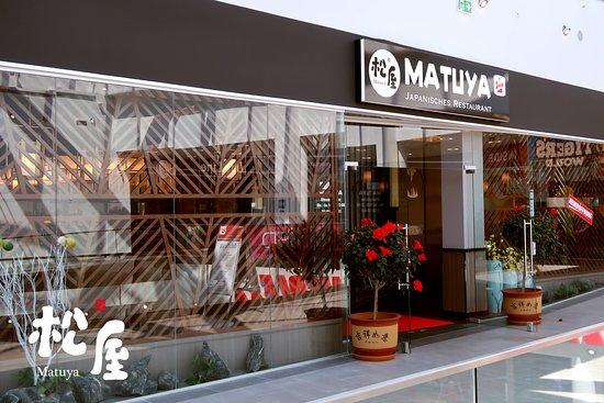 MATUYA Japanisches Restaurant: Aussenansicht