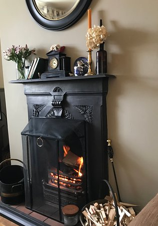 Lovely Open Fire
