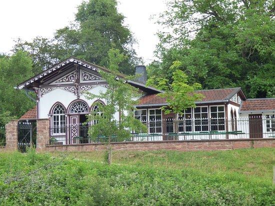 Rheinland-Pfalzisches Freilichtmuseum (open air museum): Kegelbahn