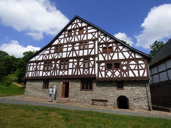 Rheinland-Pfalzisches Freilichtmuseum (open air museum): Haus aus Enkirch