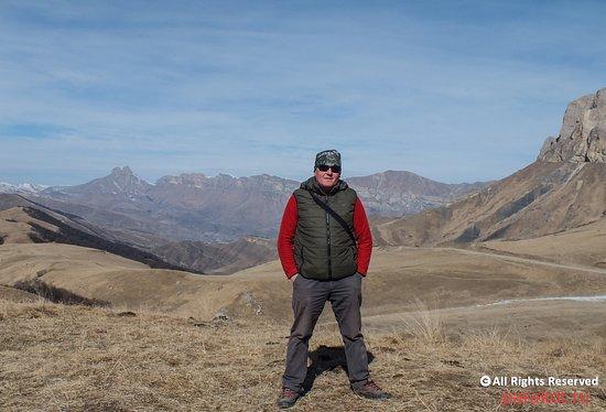Chegem, Venäjä: На перевале Актопрак