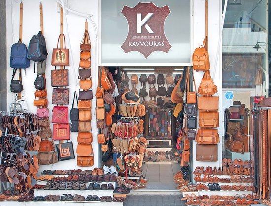 ‪Kavvouras Leather Goods‬