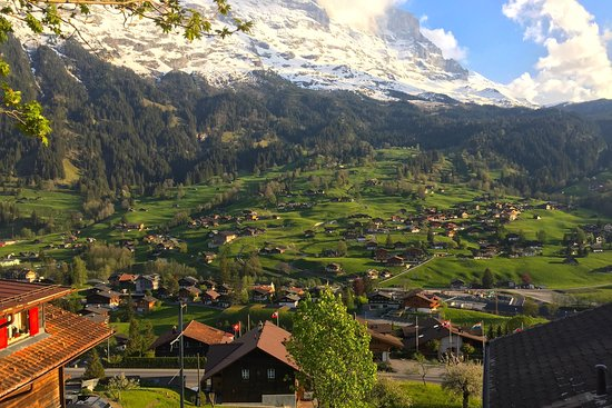 Grindelwald Walking Tours