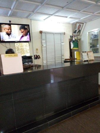 Onitsha, نيجيريا: RECEPTION