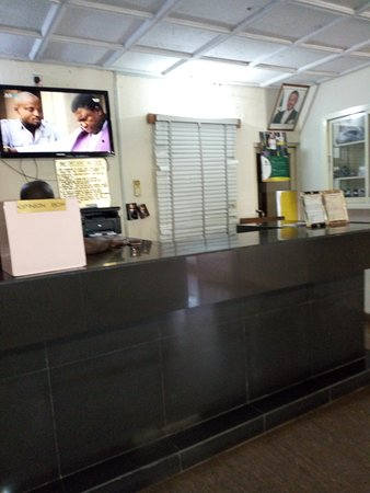 Onitsha, ไนจีเรีย: RECEPTION