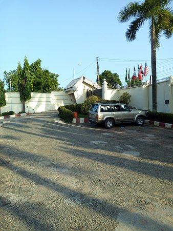Onitsha, نيجيريا: PARKING