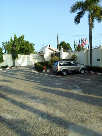 Onitsha, ไนจีเรีย: PARKING