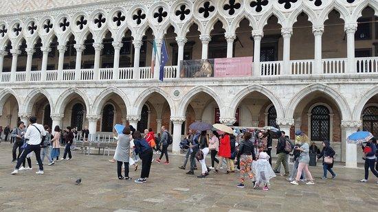 ונציה, איטליה: Esto es representativo de la arquitectura