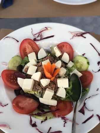 Meson Tiagua: Tuna Salad