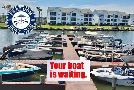 Freedom Boat Club Lake Conroe