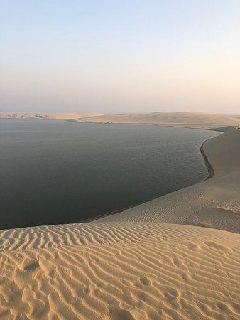 Desert Safari with Overnight Camping from Doha: Beautiful views