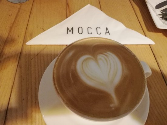 Mocca, a Cafe with style, good food, prompt humble staff