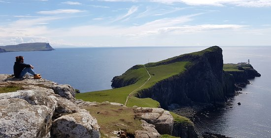 Mundo Escocia: Neist Point Lighthouse (Isla de Skye)