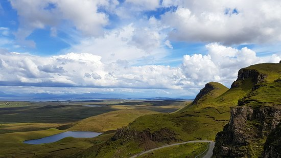 Mundo Escocia: The Quiraing (Isla de Skye)
