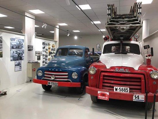 Narvik Kjøretøyhistoriske Museum