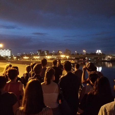 Haunted Griffintown Ghost Walking Tour in Montréal: Death by the water.