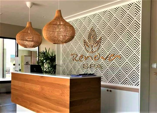 Renova Spa: Reception