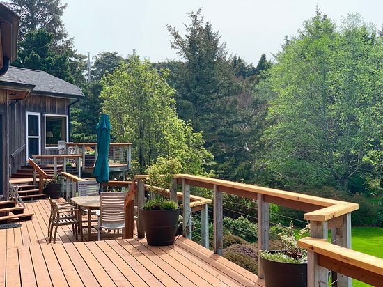 Langlois, OR: New deck 2019 !