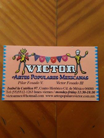 Victor Artes Populares Mexicano