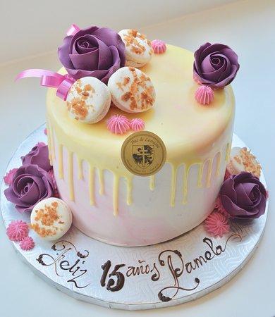 Custom cake order - Duc de Lorraine