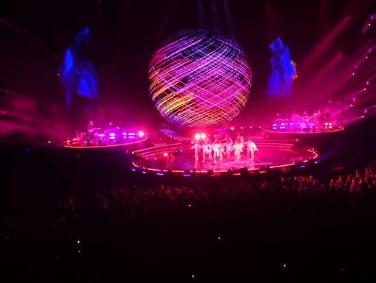 The SSE Hydro: Take That