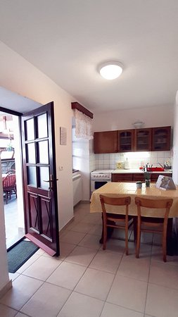Matavun, Slovenia: In the apartments there are fully equiped kitchen.