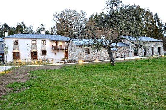 Santo Estevo, Ισπανία: Casa rural Arrebol en Parga Lugo