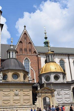 Wawel Royal Castle: la cathedrale jean paul II