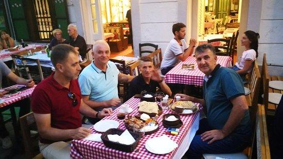 Baščaršija: Bosnian cuisine in the EU. Best food in region. We can recommend it to everyone who loves to eat :)