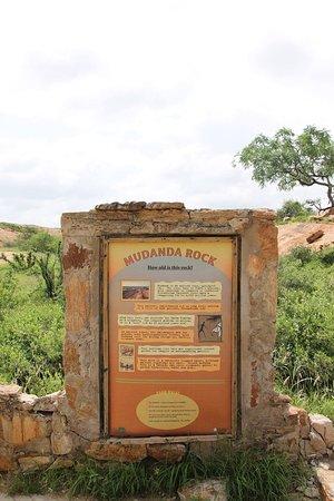 Mudanda Rock
