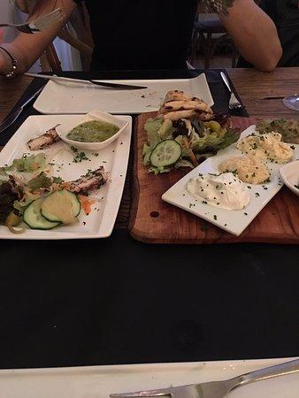 The Olive Tree Restaurant Brugge Resmi