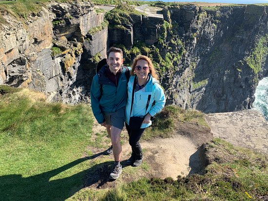 7-Day Small-Group Tour of Ireland from Dublin with the Cliffs of Moher, Dingle Bay and the Burren: the stunning Cliffs of Moher