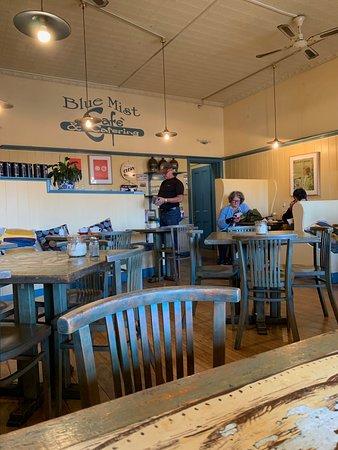wonderful small cafe