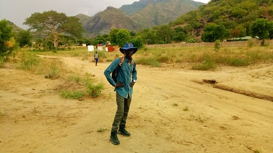 Torit, Sudan Południowy: All the way way from imotong mountain