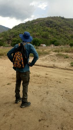 Torit, Sør-Sudan: Beautiful mountain..