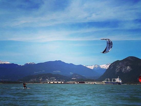 Sea To Sky Kiteboarding Fotografie