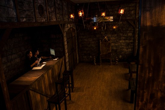 Taberna Escape Game