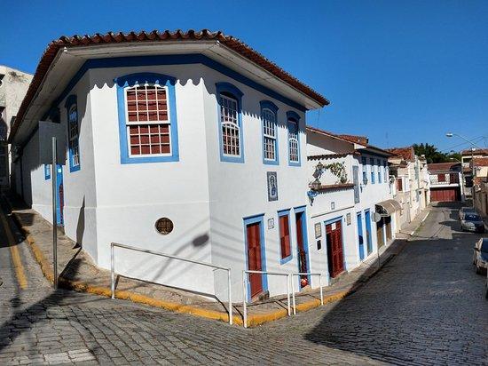 Frei Galvao Arquivo Memoria de Guaratingueta Museum