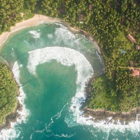 Nishaku Lanka Holidays: Beach Sri lanka with us