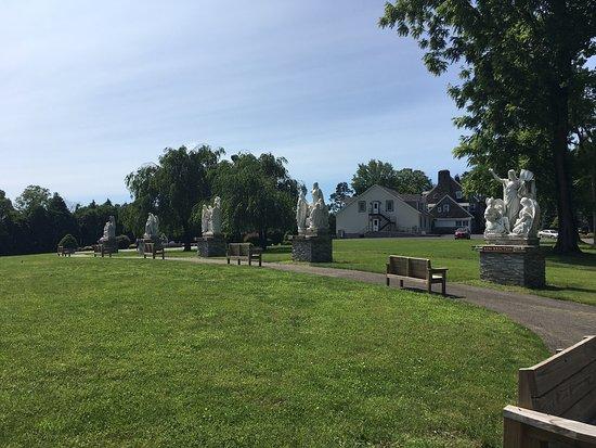 Marian Shrine in Stony Point
