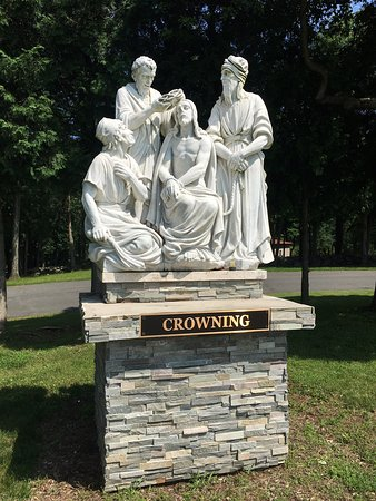 Marian Shrine in Stony Point