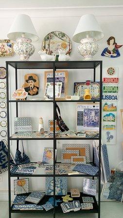 Cascais, Portugal: Painéis  de azulejos, tile panels
