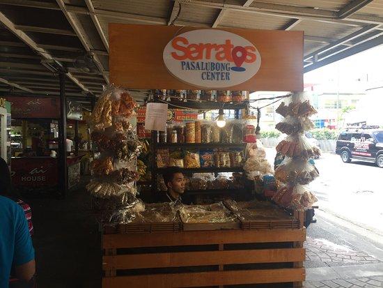 Serratos Pasalubong Center