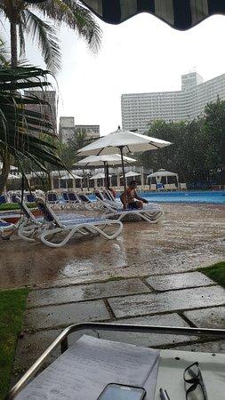 Día de lluvia en mi estadia