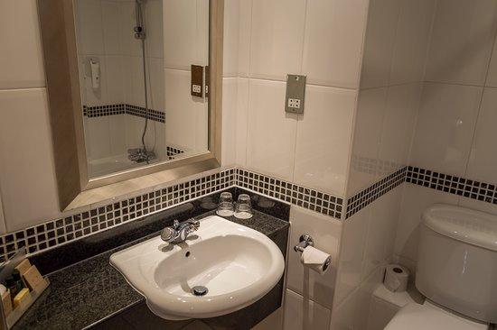 Holiday Inn Leeds Garforth: Guest room
