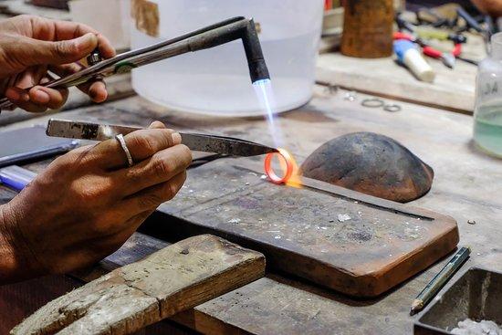 YIN Silver Making Class