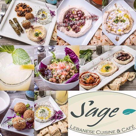 ‪Sage Lebanese Cuisine and Cafe‬