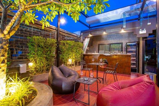 Kaen Hostel Pattaya: @Rooftop Bar